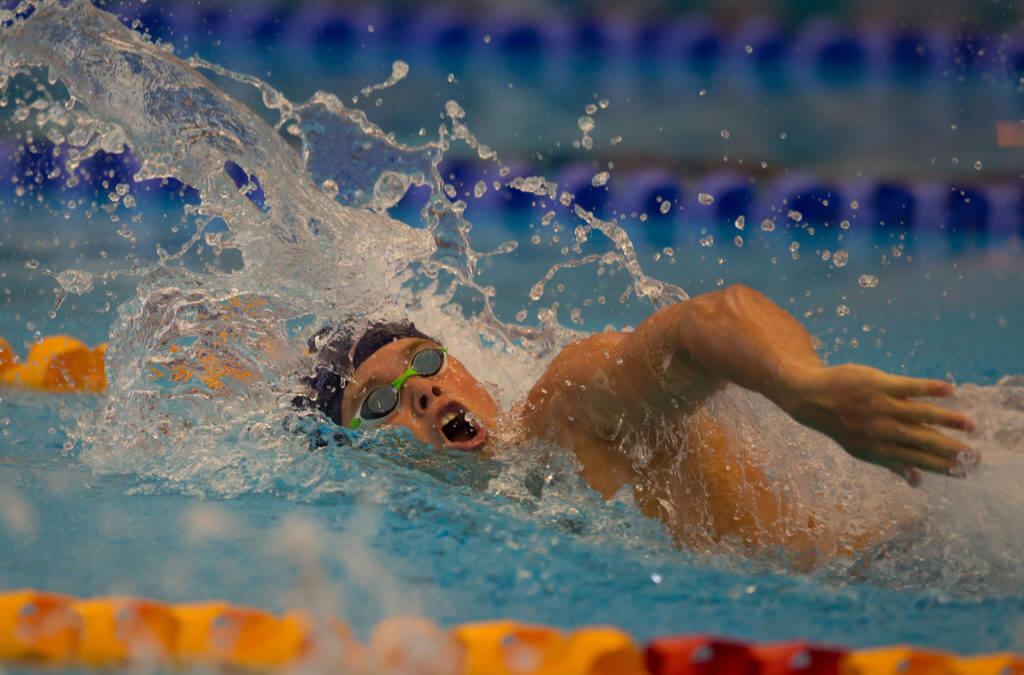 Nye USA-svømmere
