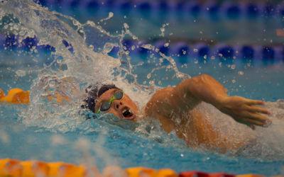 Livet som College-svømmer