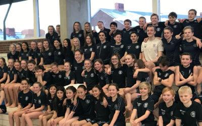 62 svømmere til LÅMØ