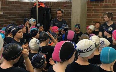 73 svømmere fra egen klubb!