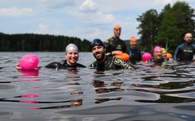 Open Water-kurs for ungdom og voksne i juni og august