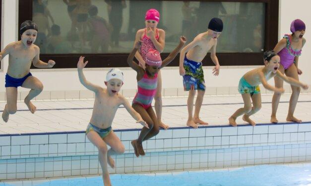 Gratis svømmekurs i sommer!