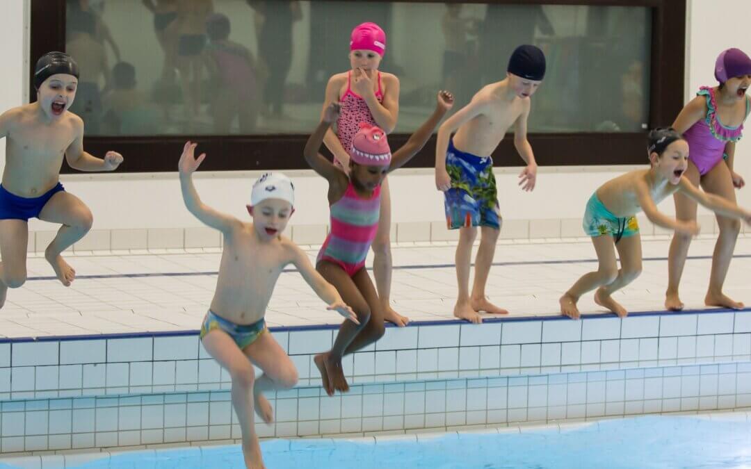 Ledig stilling som svømmeskolemedarbeider