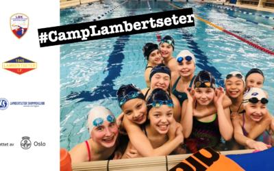 Camp Lambertseter i uke 30